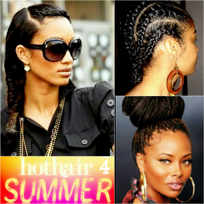 Pleasant Hot Hairstyles For The Pool Or Beach Business Coach For Short Hairstyles For Black Women Fulllsitofus