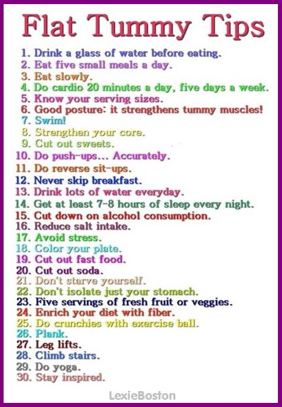 flat-tummy-tips