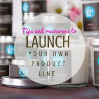NEW Blog Series: Launching A PRODUCT LINE #entrepreneurship #candles #makeup #boss